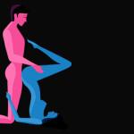 Postura sexual: Anal invertido – Kamasutra semanal