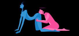 Postura sexual: Doggylingus o perrilingus | Kamasutra