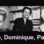 Mujeres libres: O y sus tres identidades (Anne, Dominique, Pauline)