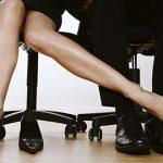 Una MILF en apuros: La mejor silla para follar