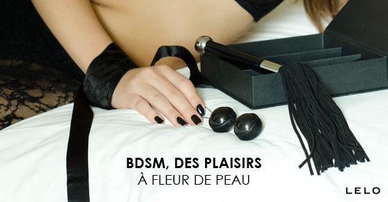 BDSM des plaisirs a fleur de peau