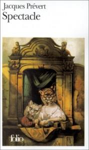 Spectacle, recueil dans lequel parut Sanguine