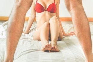 Un strip-tease sensuel
