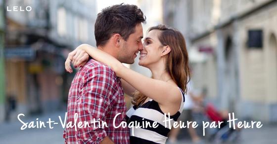 Saint-Valentin coquine Heure par Heure