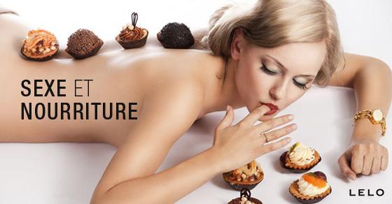 Sexe et Nourriture