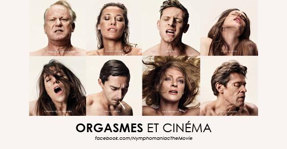 Les plus beaux orgasmes du ciné