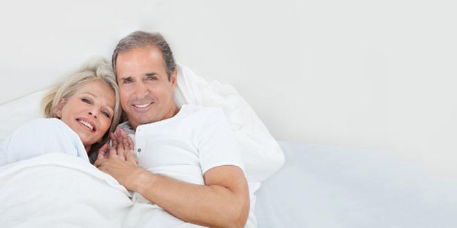 S'éclater au lit après 60 ans