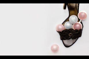insérer des boules de geisha