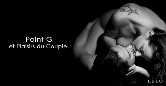 Point G et plaisirs du couple