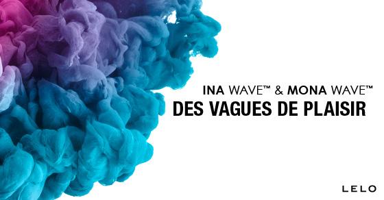 Les Nouveaux Ina Wave et Mona Wave