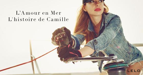 L'Amour en Mer - l'histoire de Camille