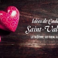 Saint-Valentin : Idées de Cadeaux Romantiques et Coquins au Masculin et au Féminin