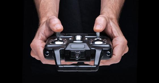 Piloter un drone pour la sexualité