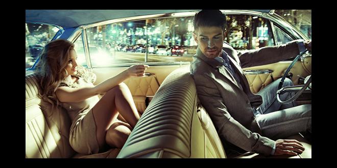 Un taxi coquin