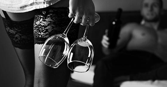 Sexe à l'Hotel - les Délices Décuplés des Draps d'Ailleurs