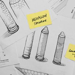 HEX™ de LELO : Première Révolution Dans l'Industrie du Préservatif en 70 Ans