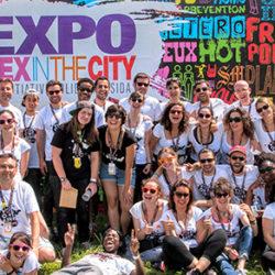 LELO Partenaire de l'Exposition « Sex in the City » aux Solidays !