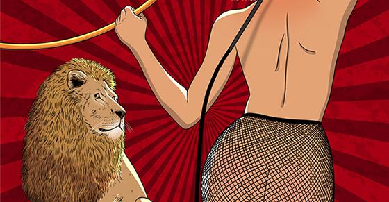 LELO Partenaire de l'Incroyable Spectacle de Pole Dance : Hot Circus !