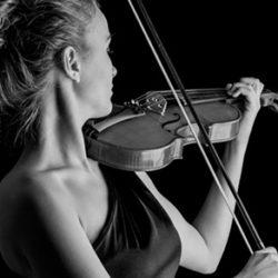 La leçon de violon