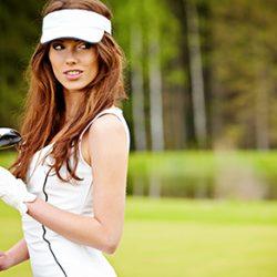 Mon premier cours de golf