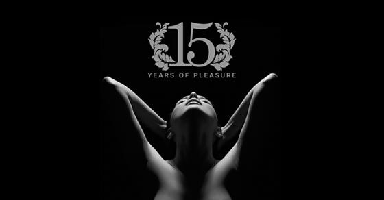 Découvrez La Collection Anniversaire Édition Limitée 15 Ans de LELO !