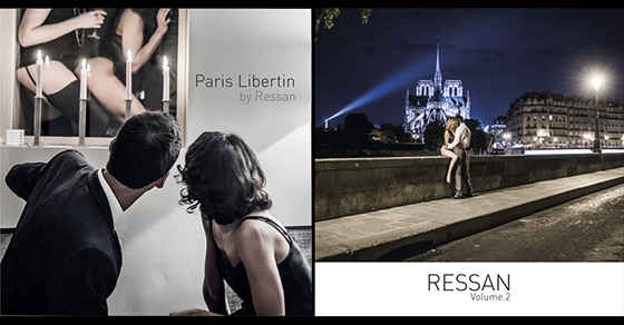 Paris Libertin by RESSAN