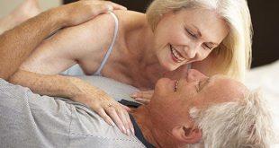 Faire l'amour est bon pour la santé chez les plus âgés