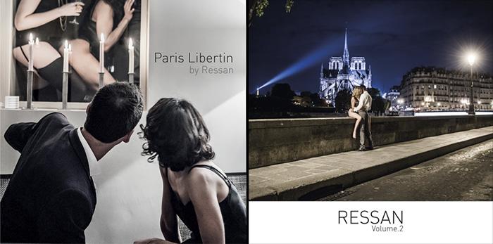 PARIS LIBERTIN Vol 1 et 2 de RESSAN