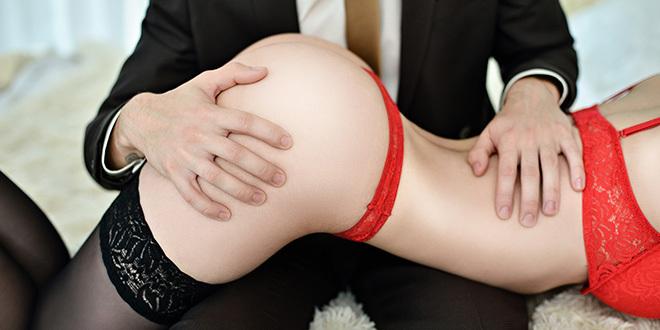 positions fessée