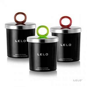 LELO_Flickering touch_Candela da massaggio