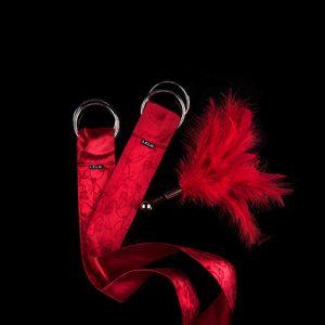 LELO_accessori sensuali_fasce_BOA_piumino_TANTRA