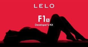 LELO presenta F1s, il sex toy per lui che costruisce il piacere del futuro